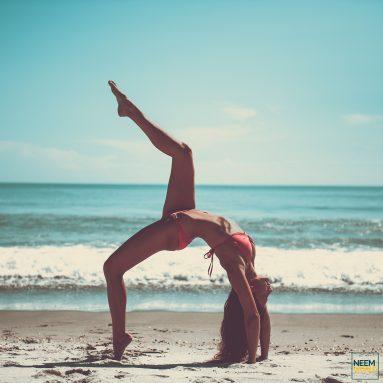 Neem's Energy Boost for Yoga